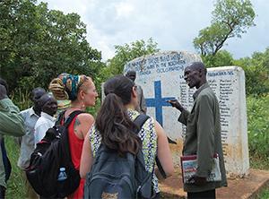 Dr. Hepner in Uganda